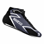 Sparco Skid Race Boots Black/Grey