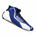 Sparco X-Light Race Boots Blue/White