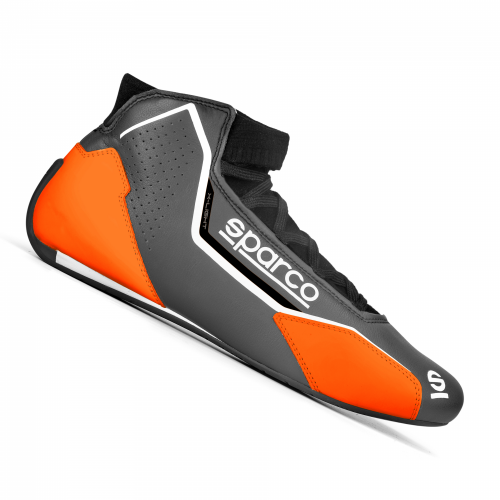 Sparco X-Light Race Boots Grey/Orange