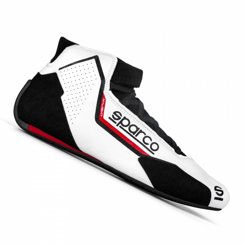 Sparco X-Light Race Boots White/Red