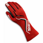 Sparco Land Race Gloves Red