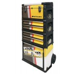 Motamec Modular Tool Box Trolley Mobile Cart Cabinet Chest Audi Quattro GpB C41H
