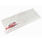 Powerlite Aluminum Extreme Heat Shield 35cm x 15cm