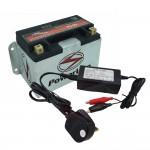 Powerlite PS-09 Lithium Ion Battery Bundle (includes bracket)