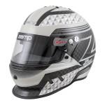 Zamp Helmet RZ 65D Carbon Black/Grey (Snell SA2020)