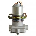 Aeroflow External Electric Fuel Pumps for Carburettor - Black