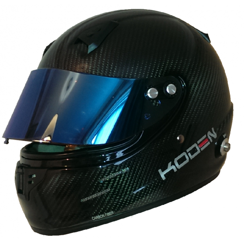 Koden K - Series Iridium Visor (Blue) | eBay