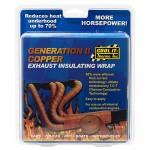 Thermo-Tec Copper Exhaust Wrap