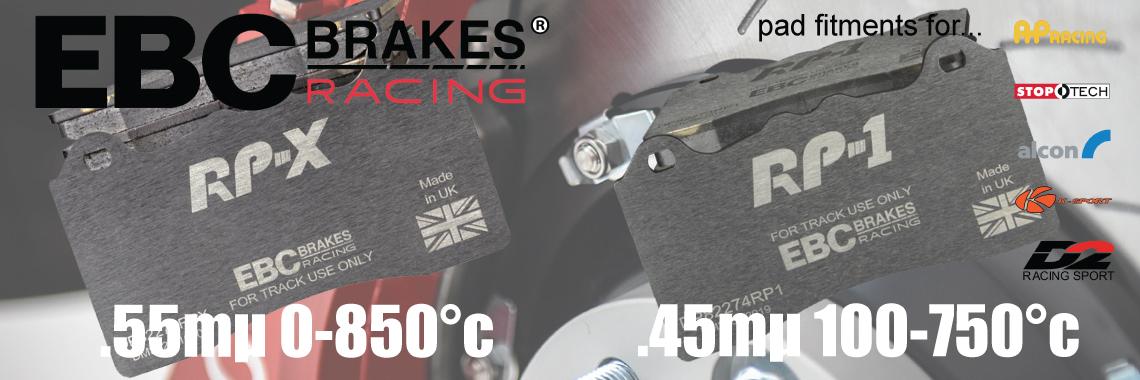 EBC Racing Pads