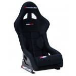 Motamec Racing Evo-One FIA Approved Race Seat Fiberglass Shell Side Mount BLACK
