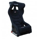 Motamec Racing GP1 FIA Approved Race For Seat GRP Shell Side Mount BLACK HANS