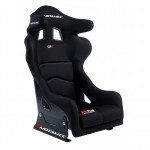 Motamec Racing GP-2 FIA Approved Race Seat GRP Shell Side Mount BLACK HANS