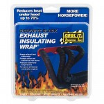 Thermo-Tec  Graphite Exhaust Wrap