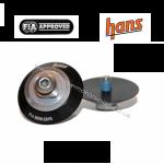 Hans Post Kit - FIA8858-2010 approved for motorsport helmets