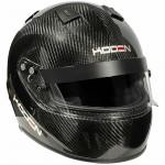 Koden KDF44 FIA8859-2015 Approved Carbon Fibre Helmet with HANS Posts