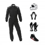 Go Racing Starter Kit Bundle Black - OMP