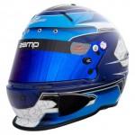 Zamp Helmet RZ 70E Switch Blue/Light Blue (Snell SA2020 & FIA885-2015)