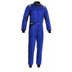 Sparco Sprint Race Suit - Blue