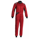 Sparco Sprint Race Suit - Red