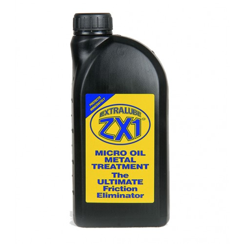 ZX1 Extralube Micro Oil treatment 1 Litre